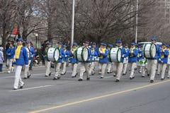 Ottawa's Saint Patrick's Day Parade 2010 Stock Image