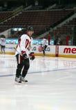Ottawa-Senatoren Player Lizenzfreies Stockbild