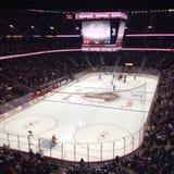 Ottawa Senators (Canadian Tire mitt) Arkivbilder