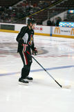 Ottawa Senators Player Royalty Free Stock Photos
