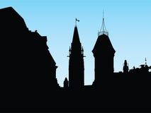 Ottawa Skyline Stock Image