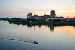 Ottawa sunset Stock Images