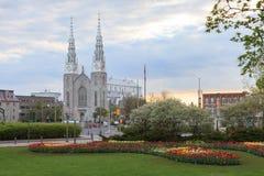 Ottawa tulipanu festiwal Zdjęcia Royalty Free