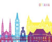 Ottawa V2 skyline pop Stock Photos