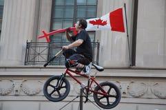 Ottawabusker-Festival Lizenzfreies Stockfoto