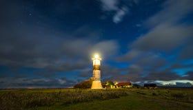 Ottenby-Leuchtturm Stockbild