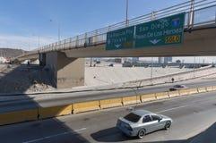Ottenendo intorno a Tijuana Fotografie Stock Libere da Diritti