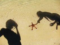 Otteniamo una stella! fotografia stock