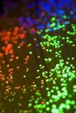 Ottica delle fibre Fotografie Stock Libere da Diritti