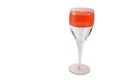 Ottimismo II (champagne) fotografia stock