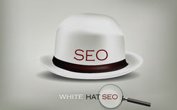 Ottimizzazione di Search Engine Fotografia Stock Libera da Diritti