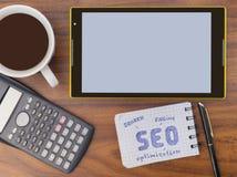 Ottimizzazione di Search Engine Immagine Stock