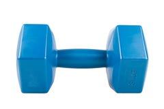 Otto chilogrammi di Dumbell Fotografie Stock