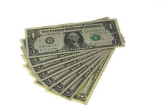 Otto dollari Immagini Stock