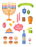 Otto giorni di Chanukah