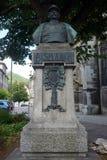 Otto von Bismarck bust Royalty Free Stock Image