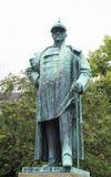 Otto Von Bismarck skulptur Arkivfoto