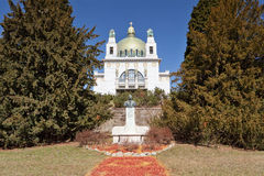 Otto Wagner Church, Vienna Royalty Free Stock Photos