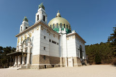 Free Otto Wagner Church, Vienna Stock Images - 23954324
