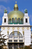 Otto Wagner Church, Vienna Royalty Free Stock Images