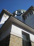 Otto-Wagner-Kirche Steinhof Wien, Österrike Royaltyfria Foton