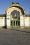Otto Wagner Pavilion Karlsplatz, Vienna Royalty Free Stock Image