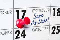 17 ottobre Immagine Stock