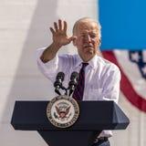 13 OTTOBRE 2016: Campagne di Joe Biden di vicepresidente per Nevada Democratic U S Candidato Catherine Cortez Masto del senato e  Fotografie Stock Libere da Diritti
