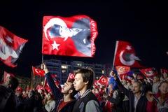29 ottobre celebrazione di giorno della Repubblica Immagini Stock Libere da Diritti
