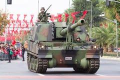 29 ottobre celebrazione di giorno della Repubblica della Turchia Immagini Stock