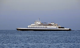 10 ottobre 2015 traghetto di Cape May Lewes Fotografia Stock Libera da Diritti