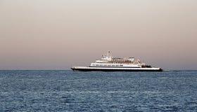 10 ottobre 2015 traghetto di Cape May Lewes Immagini Stock