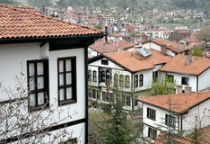 Ottoman architecture / Beypazari Homes. In Ankara/Turkey royalty free stock photos