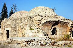 Ottoman Baths, Paphos, Cyprus Stock Images