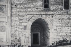 Ottoman  building facade Stock Images