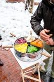 Ottoman candy Stock Photos