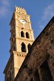 Ottoman clocktower. Stock Photo