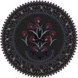 Ottoman design Stock Image