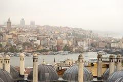 Ottoman Dome Royalty Free Stock Photo