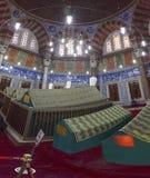 Ottoman Dynasty Tombs Stock Photo