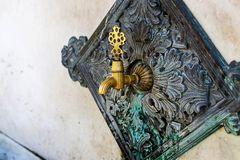 Ottoman Fountain. From Turkey Travel Stock Image