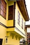 Ottoman house Royalty Free Stock Photos