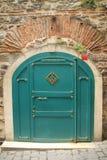 Ottoman iron door Royalty Free Stock Images