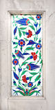 Ottoman Iznik Motif Stock Photography
