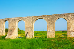 Ottoman Kamares Aqueduct Stock Photos