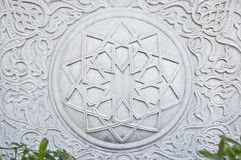 Ottoman Marble Carving Stock Images