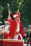 Ottoman Military Music Stock Photography