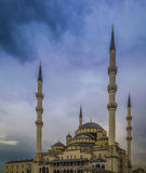 Ottoman Mosque Royalty Free Stock Photo