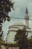 Ottoman Mosque Facade Royalty Free Stock Images