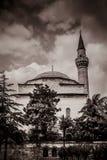 Ottoman Mosque Facade Royalty Free Stock Photos